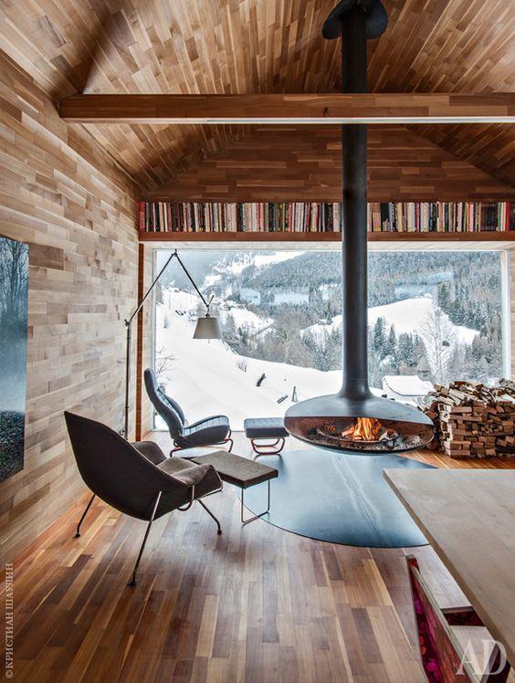 Mod Mountain Home