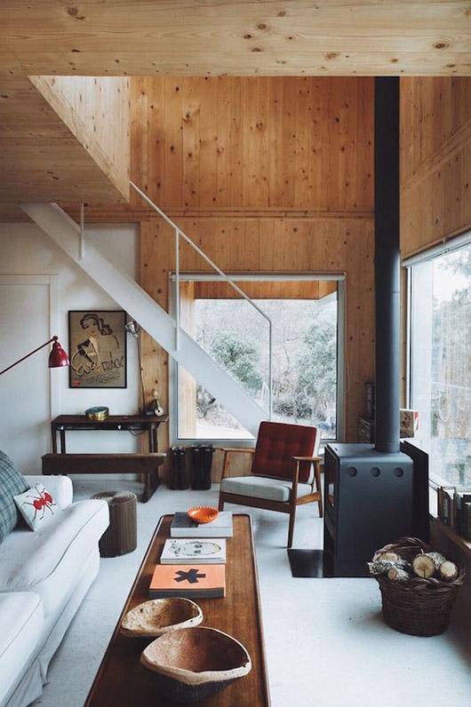 Mid Century Cabin