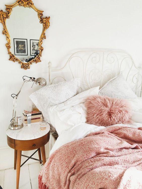 Modern Blush Room