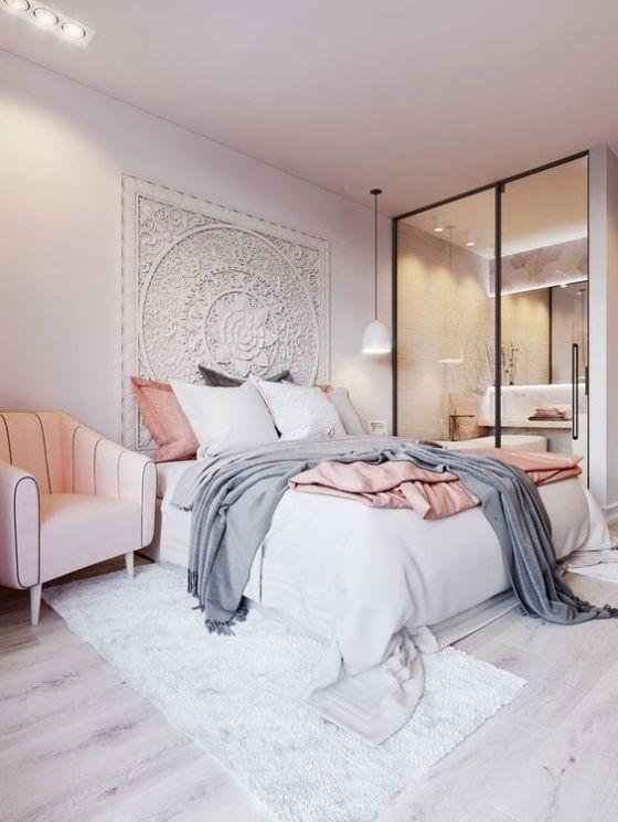 Modern Pink Decor