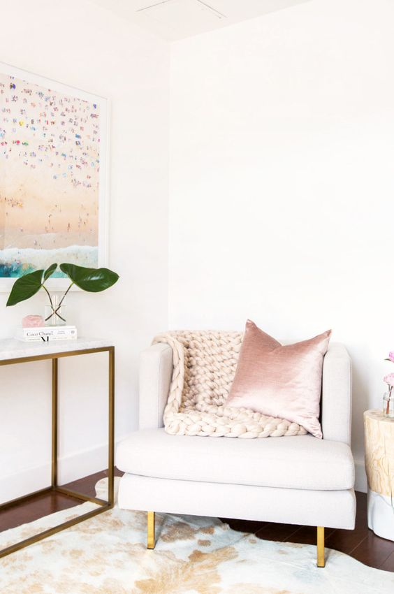 Modern Pink Accents