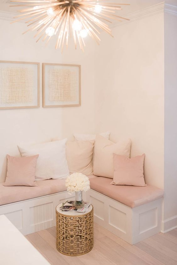 Blush Decor