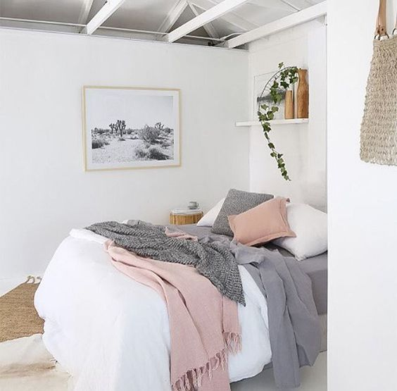 Dreamy Blush Bedding