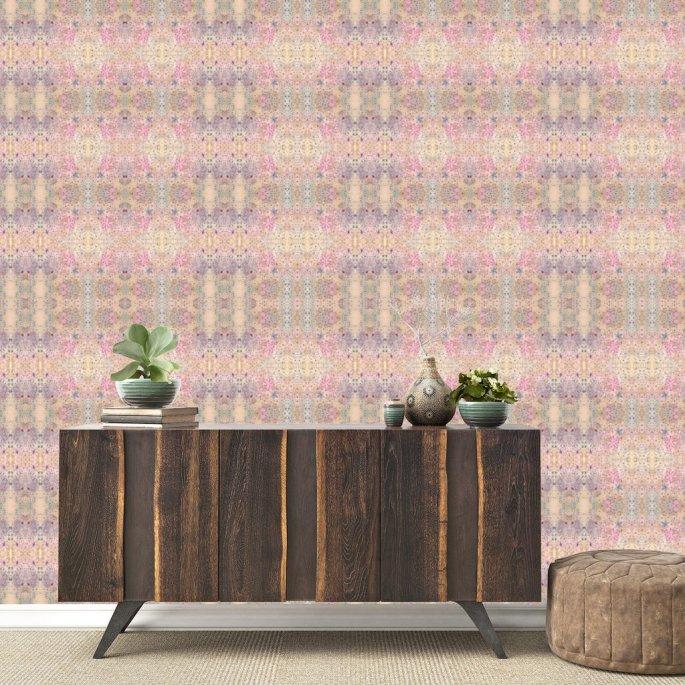 Rose Quartz Wallpaper