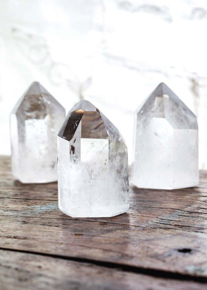 Quartz Salt Lamp