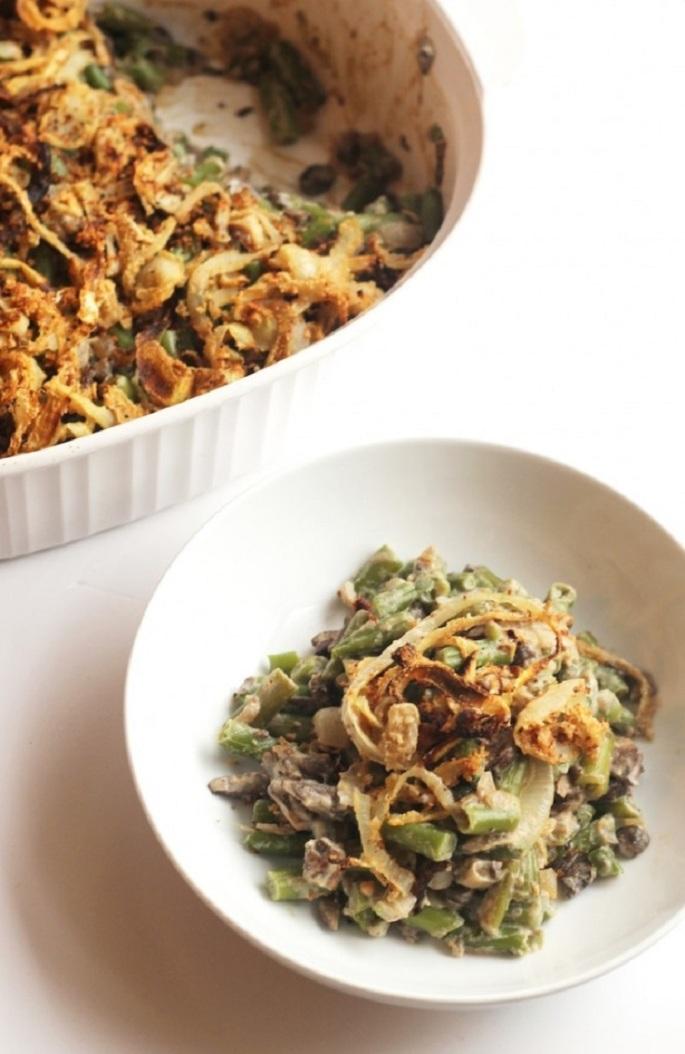 Vegan-Thanksgiving-Green-Bean-Casserole