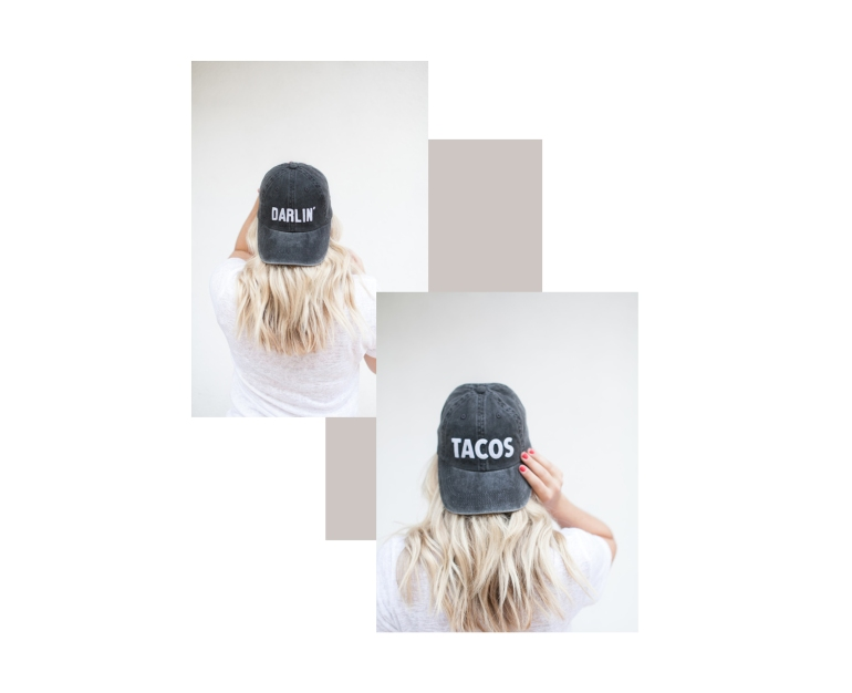 Frankie Jean: Tacos + Darlin' Hat