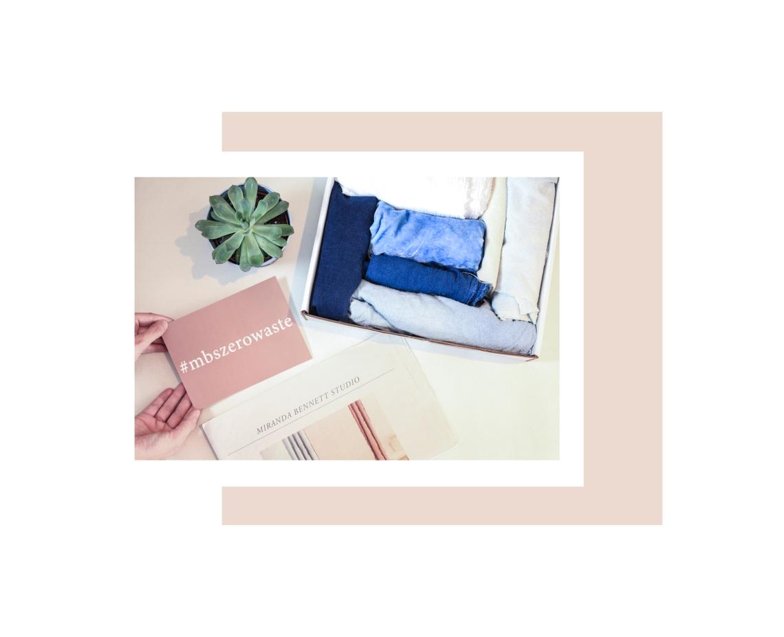 Miranda Bennett: Indigo Dye Box