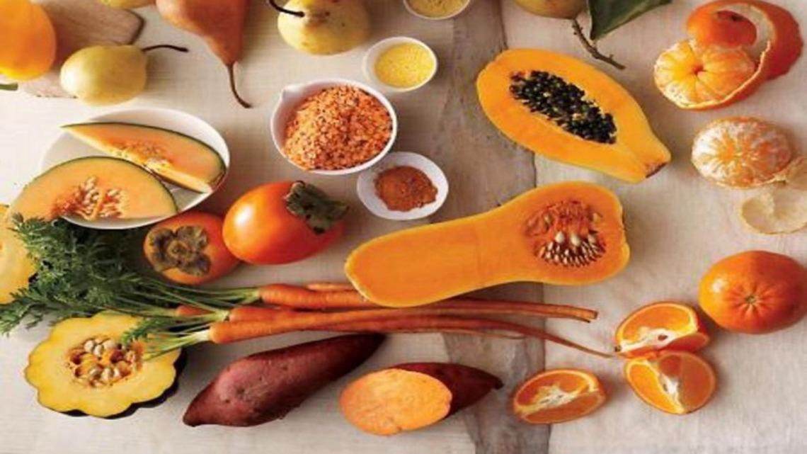 Foods to Nurture the Sacral Chakra