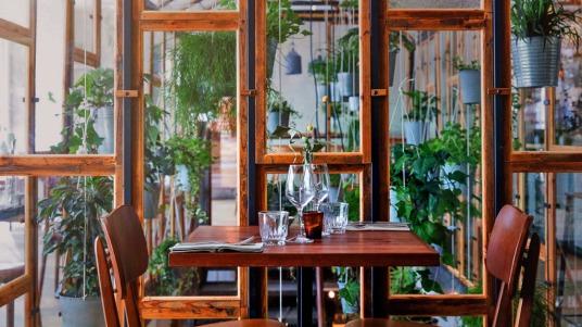 Väkst Nordic Garden Restaurant