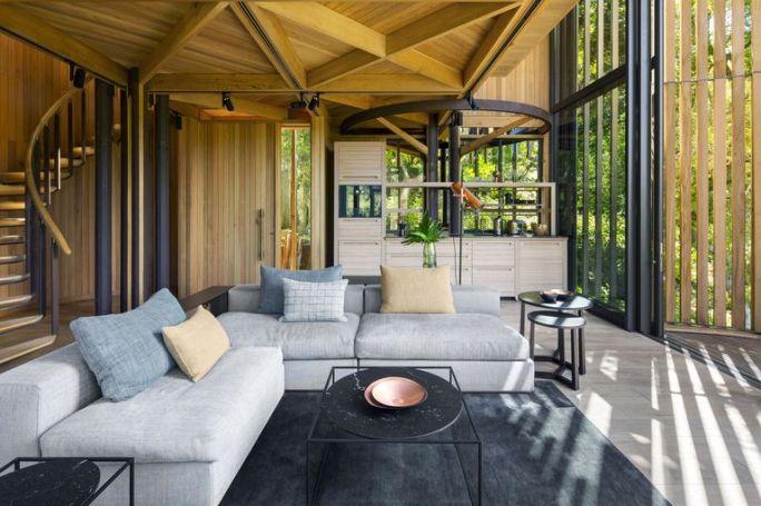 Elegant and Eclectic Interior
