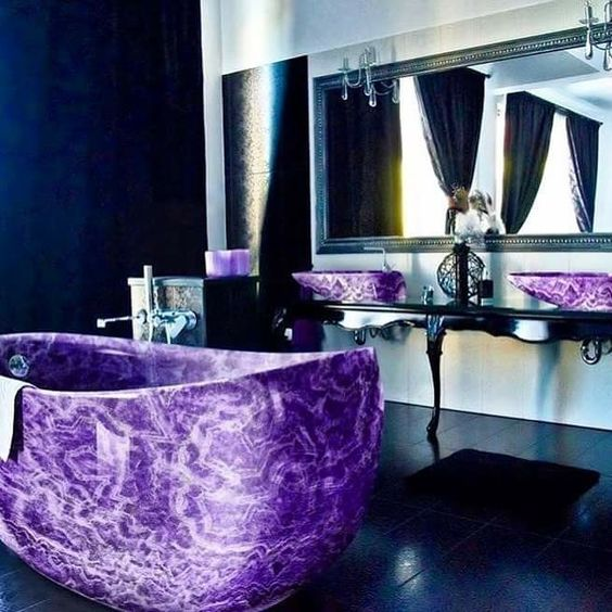 Ultra Violet Luxury