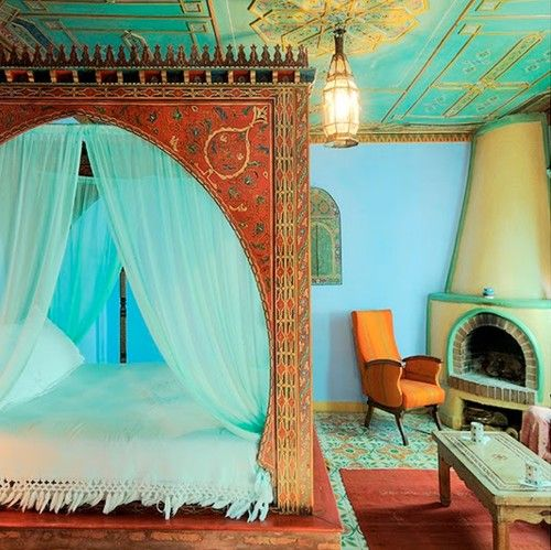 Empress Bedroom