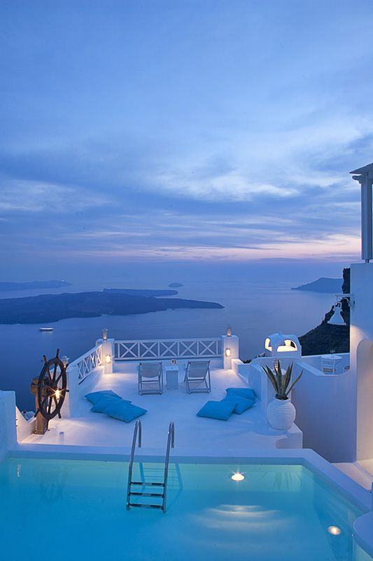 Santorini Sunrise