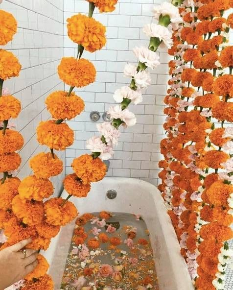 Marigold Bath