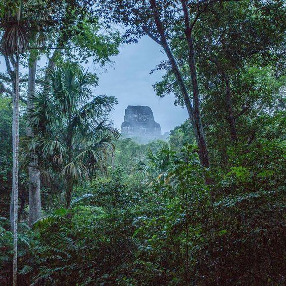Temple IV, Tikal