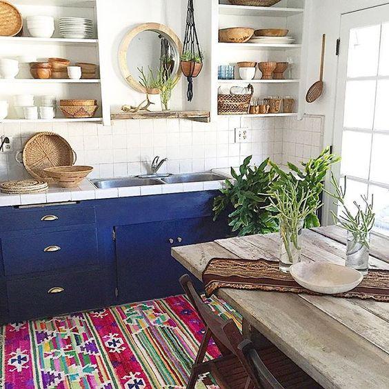 Cobalt Cabinets