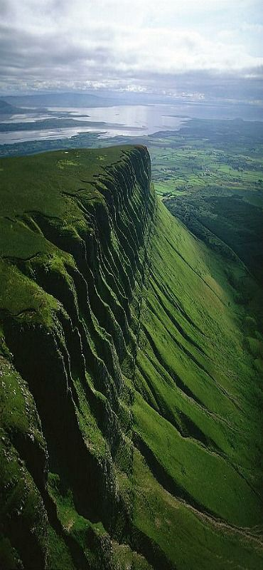 Ben Bulben, Ireland