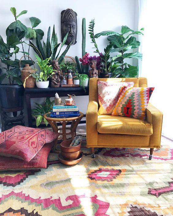 Turmeric Armchair