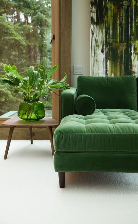 Forest Chaise