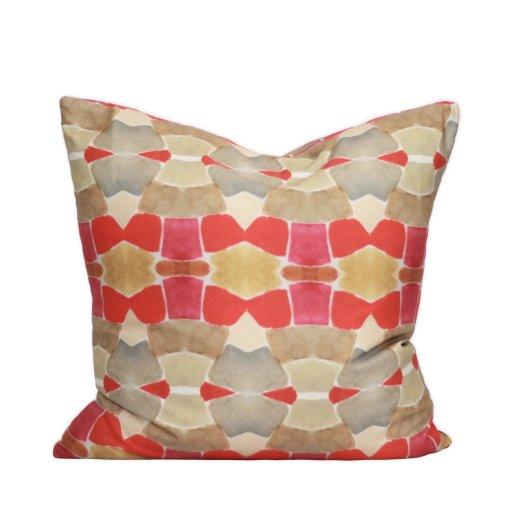 Rio de Janeiro Modern Pillow by Bunglo