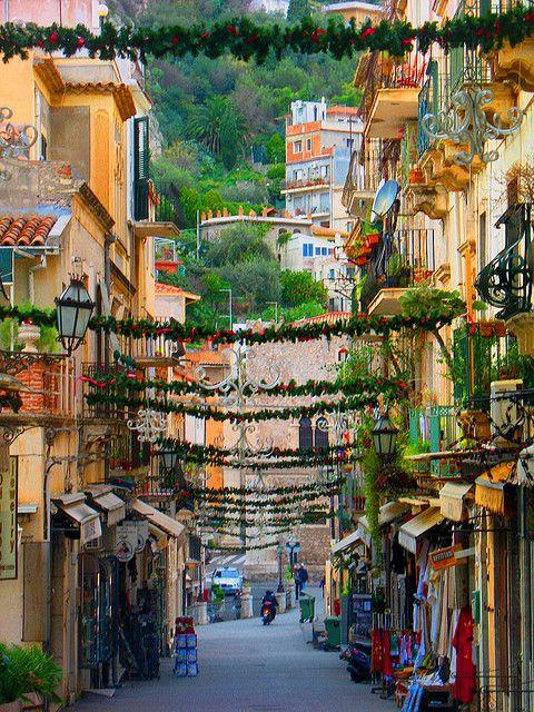 Sicilian Streets