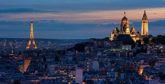 Paris Illuminated