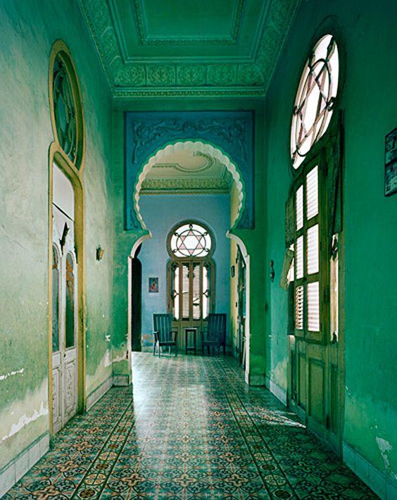Palace Halls