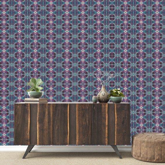Florite Modern Wallpaper