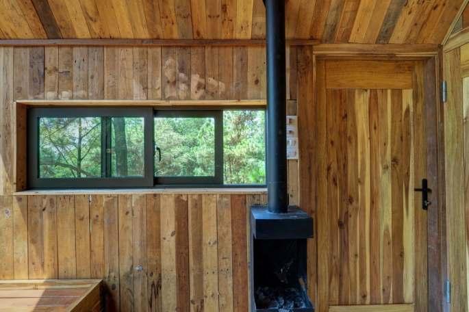 Tiny Fireplace