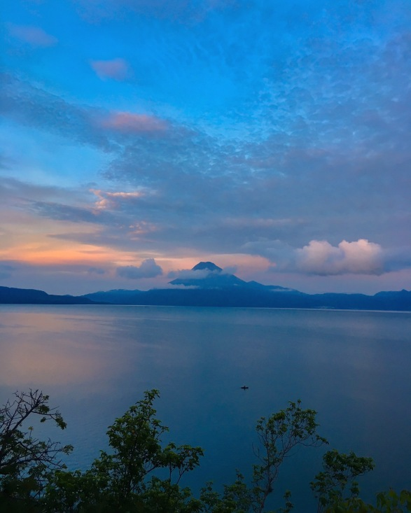 Amanecer, Lake Atitlan