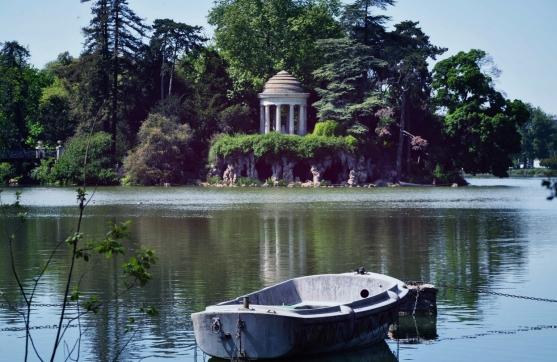 Temple Boat, Bois de Vincennes