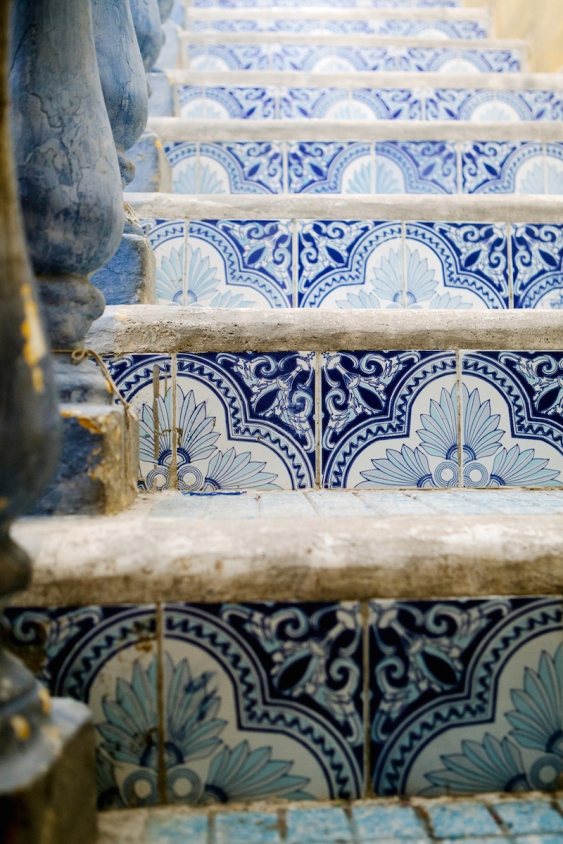 Guatemalan Stairway
