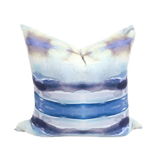 Port-au-Prince Modern Pillow