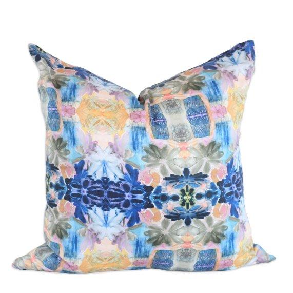 Clary Sage Modern Pillow