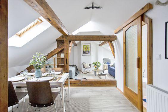 Attic Loft Home