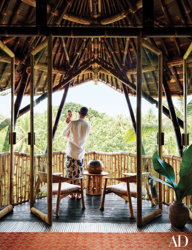 Jungle Balcony