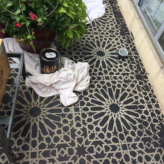 Moroccan Morning Star