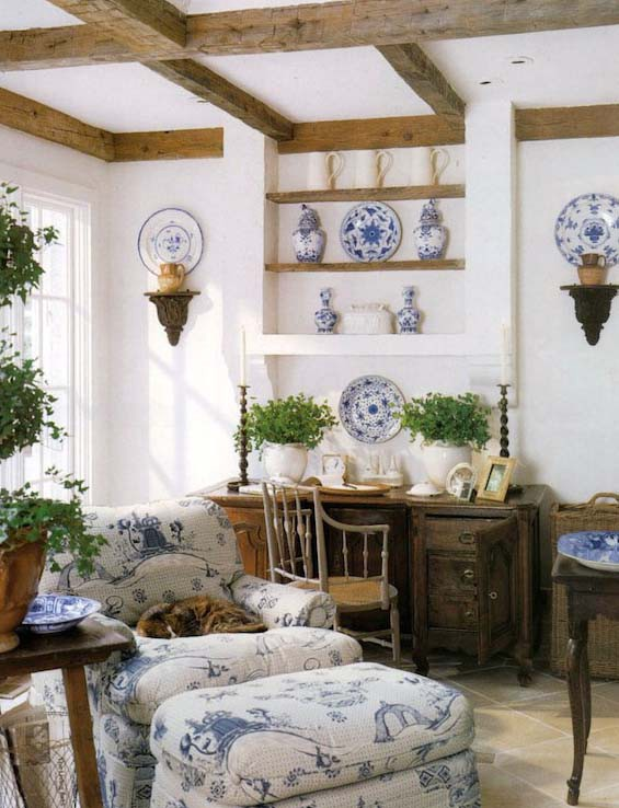 Traditional and Cozy