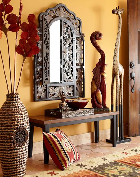 Carved Wood Pieces