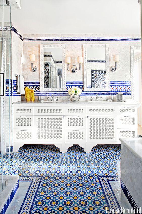 Moroccan Blues