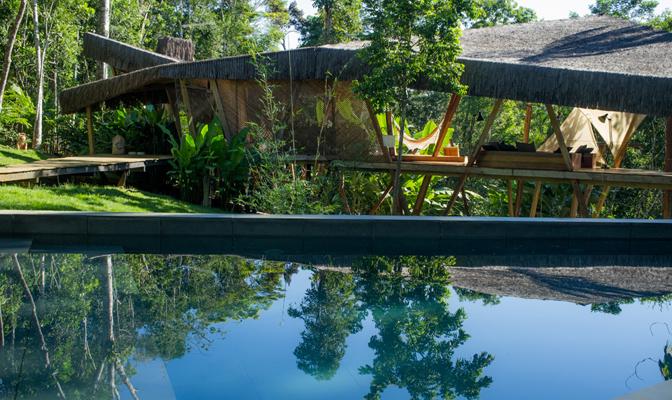 Modern Jungle Home