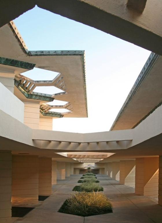 Wright's Florida College Design
