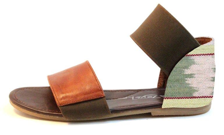 Agave Siempre Sandal by Teysha