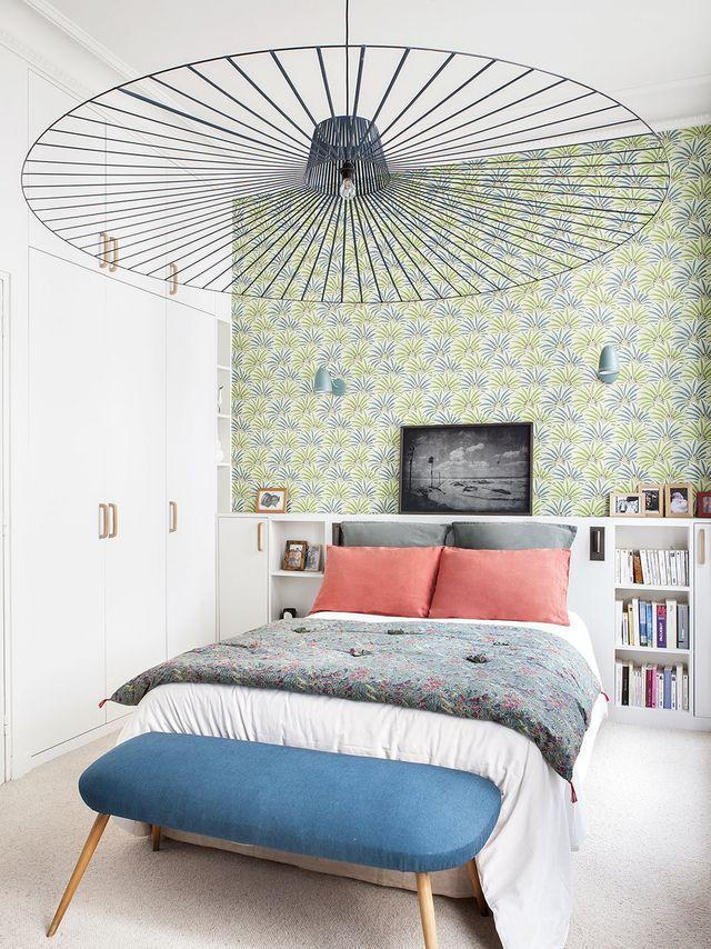 Tropical Modern Bedroom