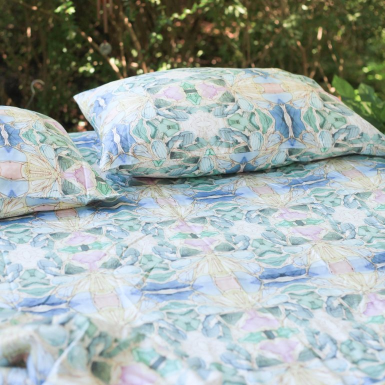Shore Modern Bed Sheets