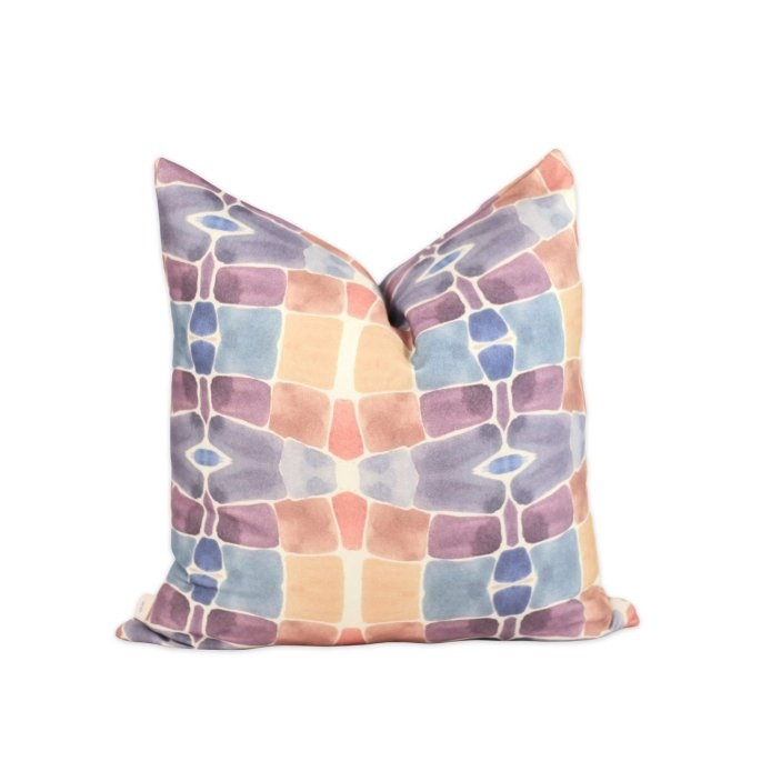 Barcelona Modern Pillow by Bunglo