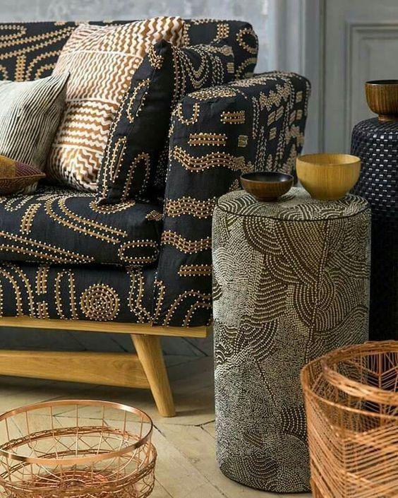 Rich Patterns + Textures
