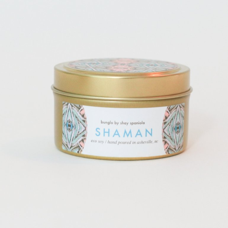 Shaman Candle by Bunglo