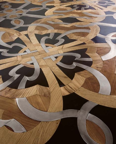 Wood + Steel + Stone Fusion